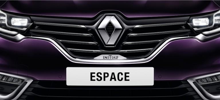 Το νέο Espace για τον τίτλο του ποιο όμορφου αυτοκινήτου για το 2014