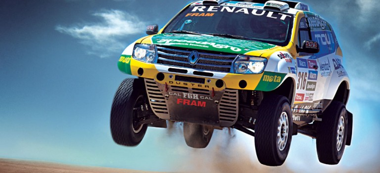 Renault Duster Team: Στόχος η δεκάδα – Μεγαλύτερη εμπλοκή της Renault Sport Technologies