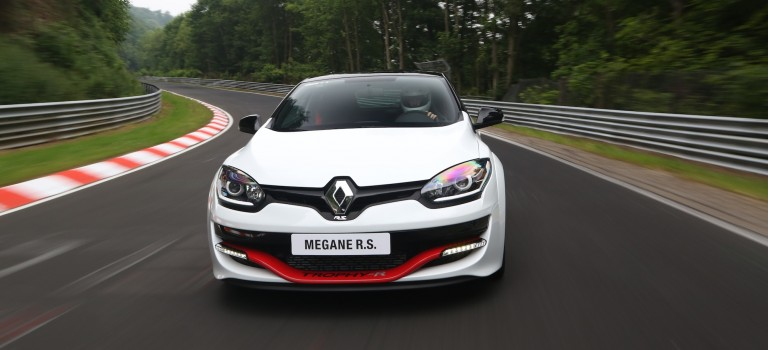 Πως να ρυθμίσετε τα αμορτισέρ Öhlins road & track του Megane RS 275 Trophy – R [Video]