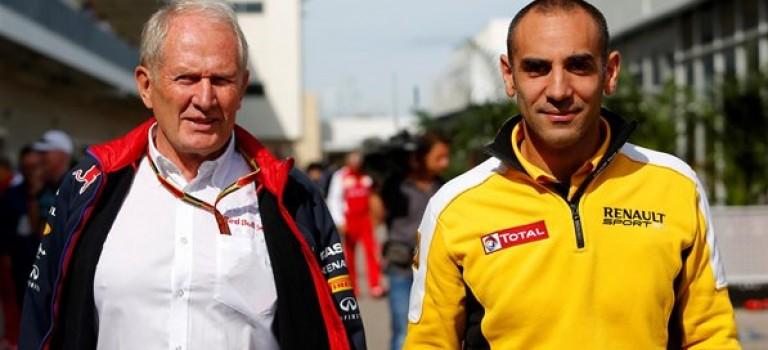 Abiteboul: Ο Illien είναι 100% υπό τον έλεγχο της Renault