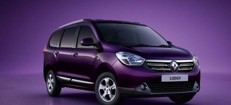 Ινδία: Πρώτη επίσημη φωτογραφία του Renault Lodgy