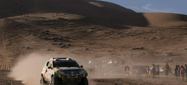 Dakar 2015 – SS4