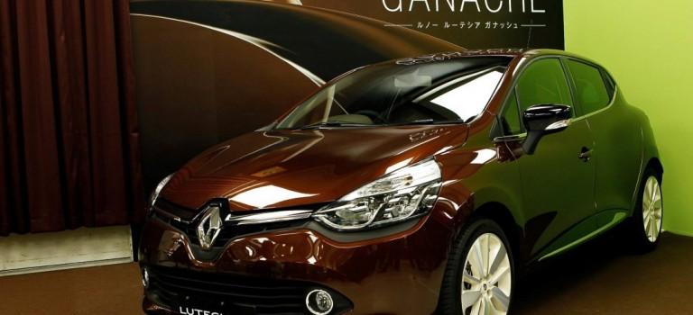 """Lutecia Ganache: """"Σοκολατένιο"""" Clio για την αγορά της Ιαπωνίας"""