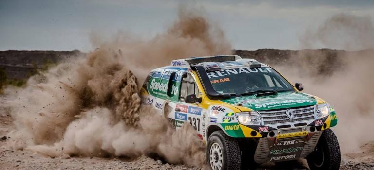 Dakar 2015 – SS3