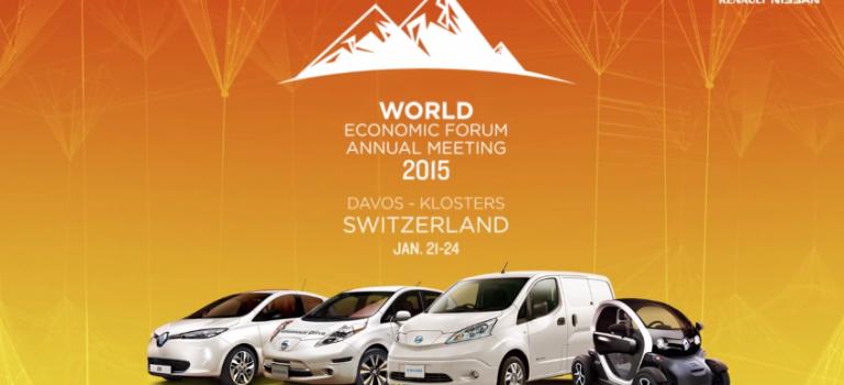 Renault Nissan Alliance – Davos 2015