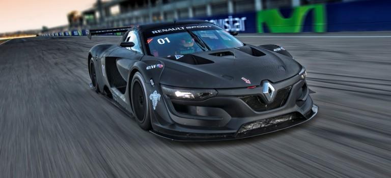Ολοκληρώθηκε με επιτυχία η ανάπτυξη του Renault Sport RS 01 [New Photos/Video]