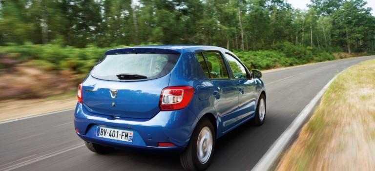 Dacia: Ισχυρές πωλήσεις στο Ηνωμένο Βασίλειο το 2014