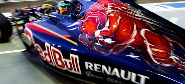 Toro Rosso – Renault STR10 Video Teaser