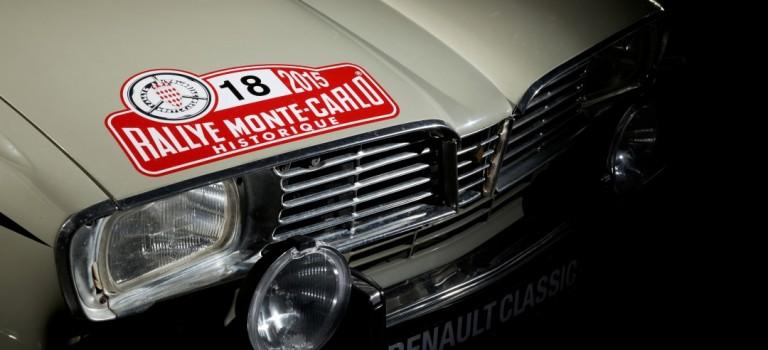 Με τέσσερα αυτοκίνητα η Renault Classic στο Ιστορικό Ράλι του Μόντε Κάρλο 2015