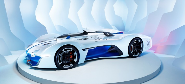 Επίσημο: Alpine Vision Gran Turismo Concept