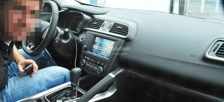 Το εσωτερικό του νέου SUV της Renault [Spy Photos]