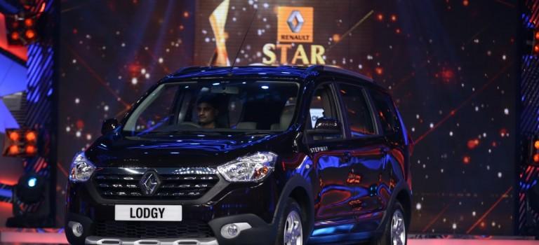 Ινδία: Η Renault θα λανσάρει τόσο το Lodgy MPV όσο και την έκδοση Stepway