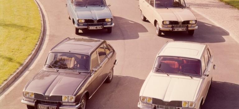 Η Renault γιορτάζει τα 50 χρόνια του R16 και τα 60 χρόνια της Alpine