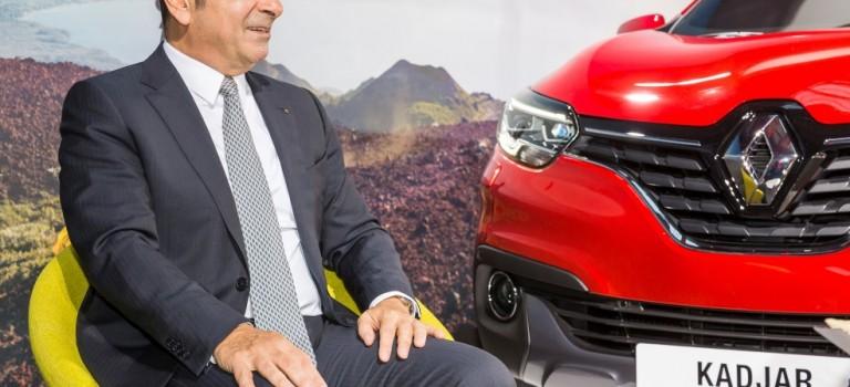 Η Renault θα λανσάρει 5 νέα μοντέλα το 2015
