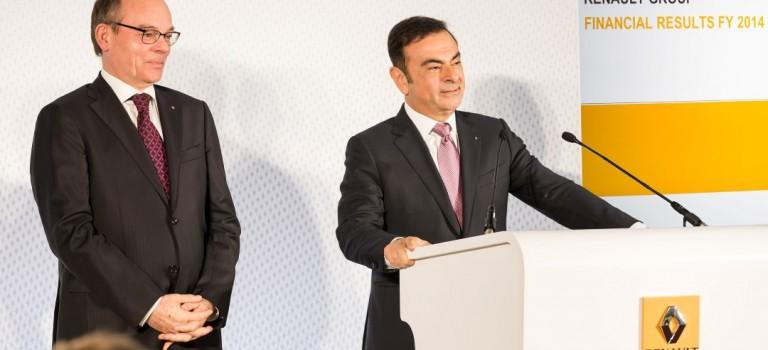 Όμιλος Renault: Οικονομικά αποτελέσματα 2014