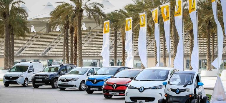 Η Renault κάνει απόβαση στην Μέση Ανατολή