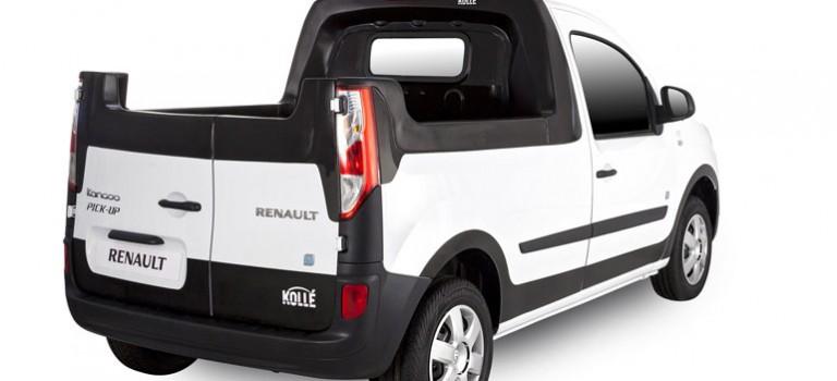 Renault Kangoo ZE Pickup
