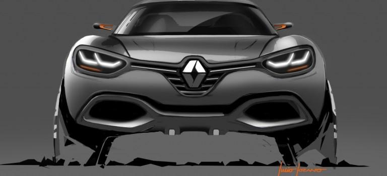 Η Renault επιβεβαίωσε το λανσάρισμα ενός νέου μεγάλου crossover για το 2017