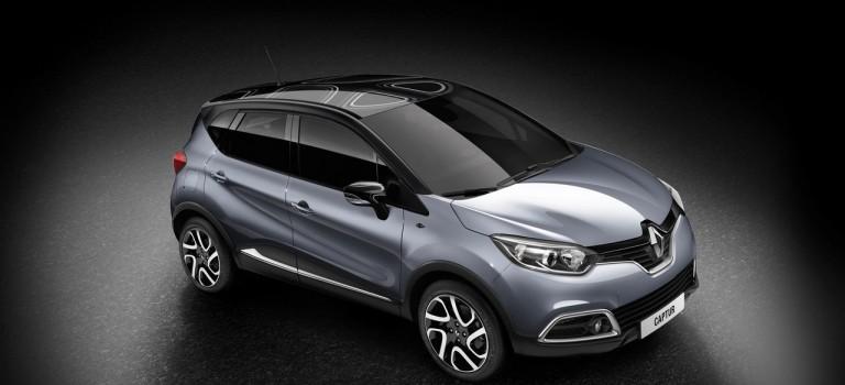 Νέο Renault Captur Pure | Ντεμπούτο κάνει ο dCi 110