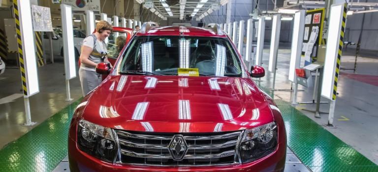 Η Renault σταματάει την παραγωγή στην Μόσχα