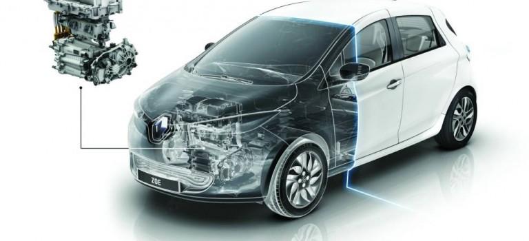 Renault ZOE: Με νέας γενιάς μπαταρίες από το 2017
