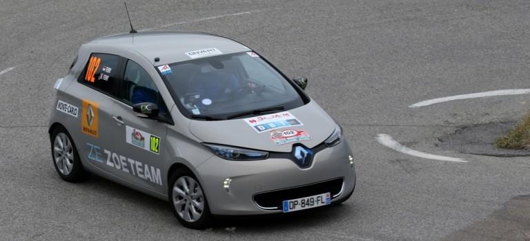 6ο Zenn Ράλι Μόντε Κάρλο 2015: 4 Renault Zoe στις 4 πρώτες θέσεις