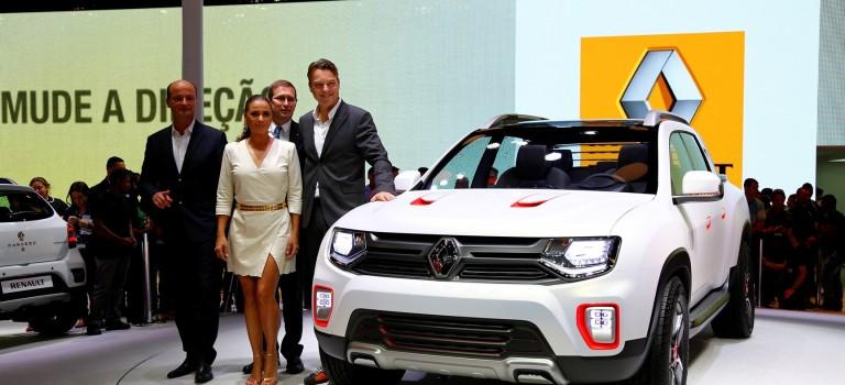Renault-Nissan και Daimler θα συνεργαστούν για την κατασκευή οχημάτων Pick-up