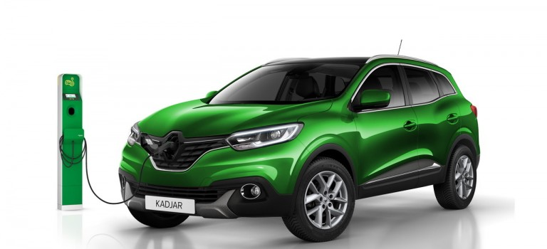 Renault Kadjar: επαναφορτιζόμενο υβριδικό βενζίνης από το 2018