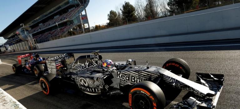 Renault Sport F1: Έτοιμη για τον εναρκτήριο αγώνα της χρονιάς στην Αυστραλία
