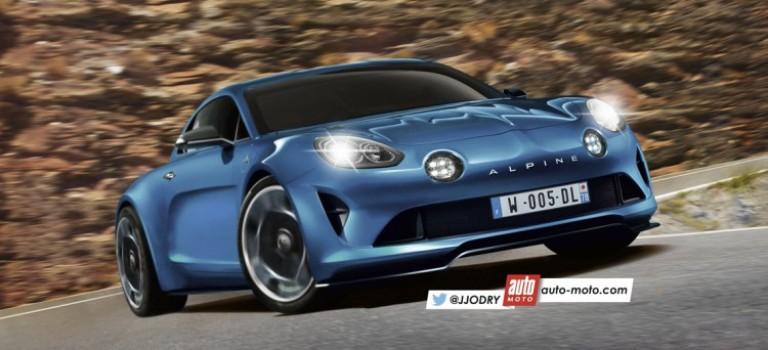 Scoop – Alpine AS1 (2016): Η γαλλική Porsche 911