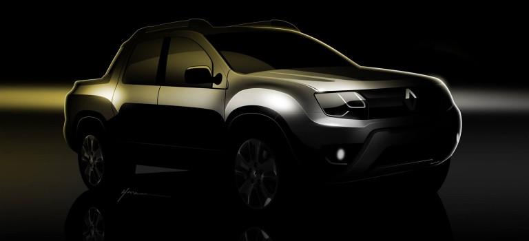 Το νέο Pick-Up Oroch της Renault θα παρουσιαστεί στην Αργεντινή