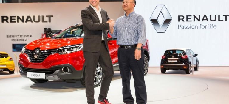 Ο Laurens van den Acker επισημαίνει τη σημασία του σχεδιασμού της Renault