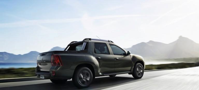 Renault Duster Oroch, Renault Sandero RS 2.0: δύο παγκόσμιες πρεμιέρες στο Σαλόνι αυτοκίνητο του Μπουένος Άιρες