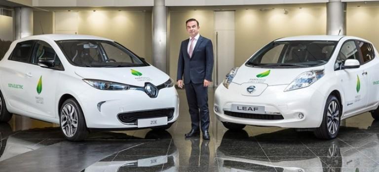 Η Renault-Nissan Alliance έφτασε το ορόσημο των 250.000 ηλεκτρικών οχημάτων