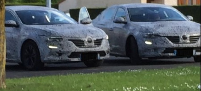 Renault Laguna 2015 Break – Spy Photos