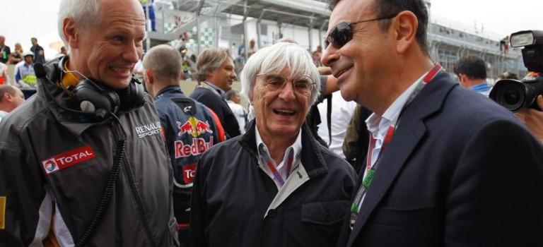 Ecclestone: Αυτήν την εβδομάδα η απόφαση της Renault