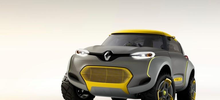 Η Renault εργάζεται πάνω σε ένα mini Crossover μικρότερο από το Captur