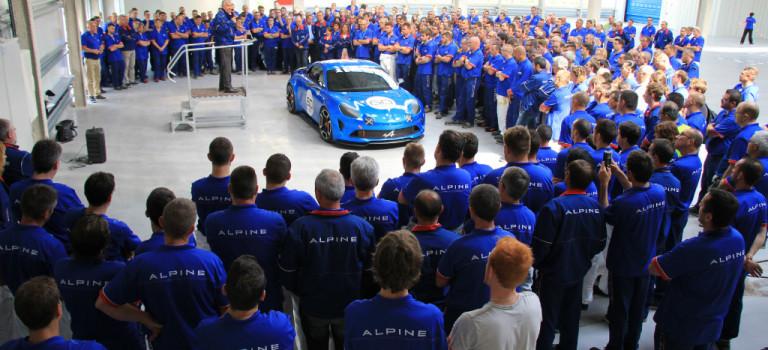 Το Alpine Celebration…στο σπίτι του!