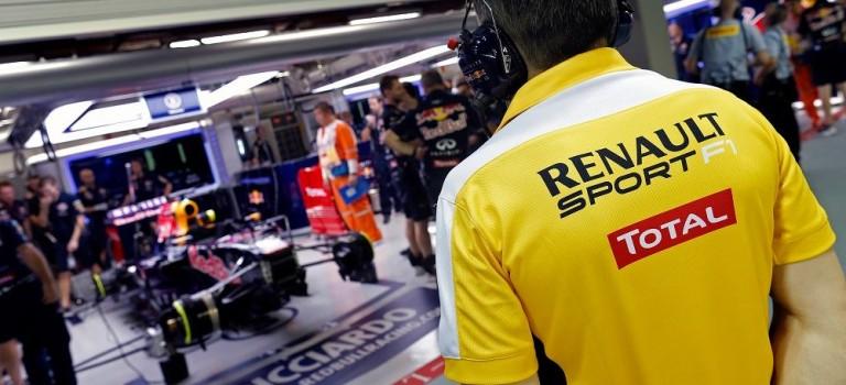 Στο Αμερικανικό GP ο αναβαθμισμένος κινητήρας της Renault