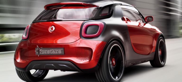 Η Renault θα προμηθεύσει κινητήρες για τα μελλοντικά ηλεκτρικά Smart Fortwo και Forfour