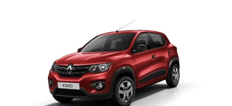€ 3.500 θα κοστίζει το νέο Renault Kwid στην αγορά της Ινδίας