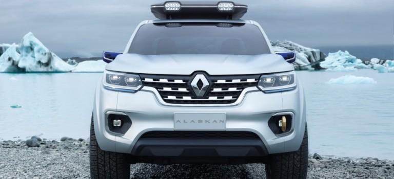 Renault Alaskan: Η είσοδος της Renault στην κατηγορία των Pick-up