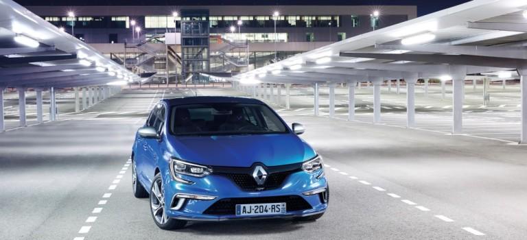 Πρεμιέρα για την νέα γενιά Renault Megane