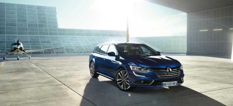 Ντεμπούτο και για την έκδοση SW του νέου Renault Talisman