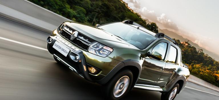 Ντεμπούτο για το νέο Renault Duster Oroch Pick-Up στην Βραζιλία [New Photos]