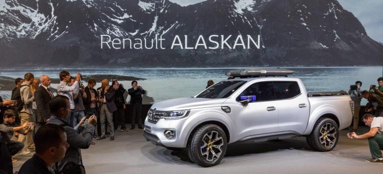 Alaskan – Ακρογωνιαίος λίθος της παγκόσμιας στρατηγικής LCV της Renault