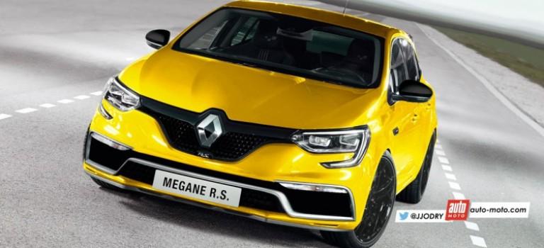 Scoop – Renault Megane RS 4 (2016): διψά για Nürburgring!