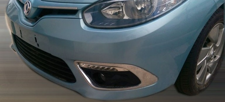 Spyshots: Renault Fluence ZE Dongfeng