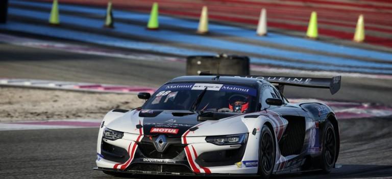 Ενθαρυντικό ντεμπούτο του RS01 στο GT Tour