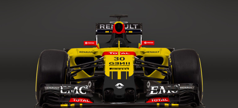 Renault F1 Livery Concept 2016